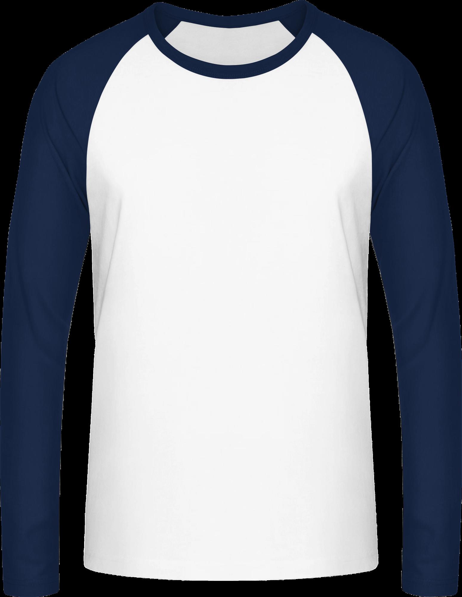 Baseball Langarm T-Shirt