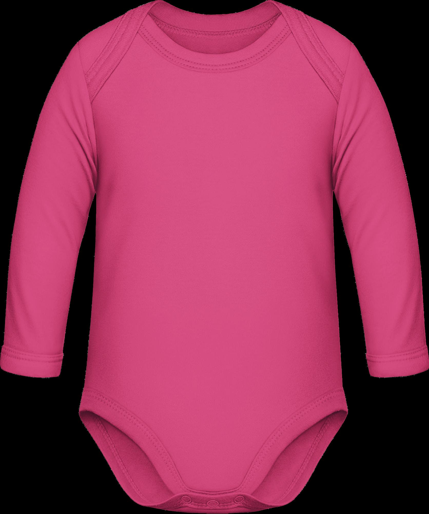 Organic Long Sleeve Bodysuit