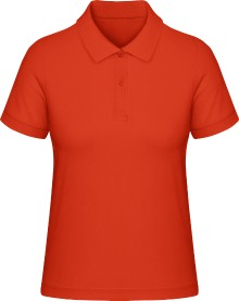 B&C Polo t-shirt Inspire Women