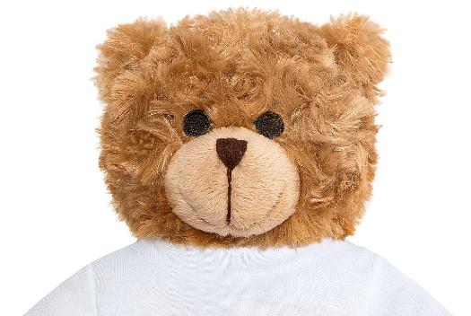 Teddybär selbst gestalten und bedrucken