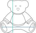 Teddybeer Afmetingen<